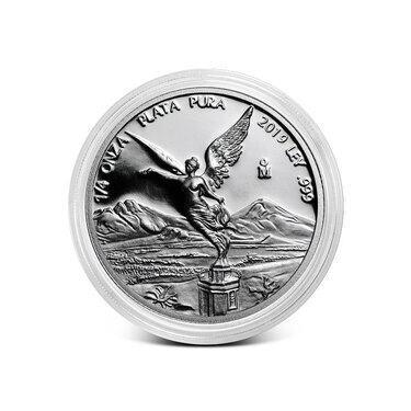 In Capsule 2016 Mexico 1//4 oz Silver Libertad Proof