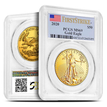 Lot of 5 Empty 1 oz Gold American Buffalo Coin Tube Slightly Used, Orange
