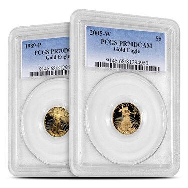 $1,1//2,1//4 1//10 2016 P Australia Silver Kangaroo Proof Set PCGS PR70 DCAM