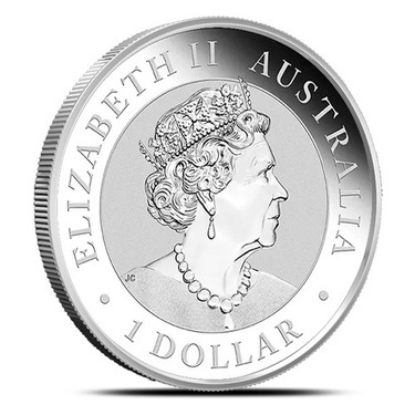 Dragon 1oz Silver Coin Proof  Australia 2019  first day of ssue