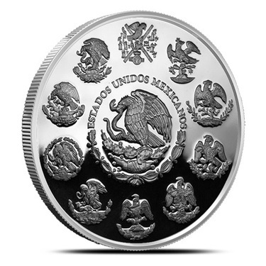 Mexican Silver Libertad In Mint Capsule 2016 1//20 Oz Proof.