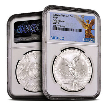 2006 MEXICAN LIBERTAD 1 TROY OZ FINE SILVER .999 only 300,000 LOW MINTAGE