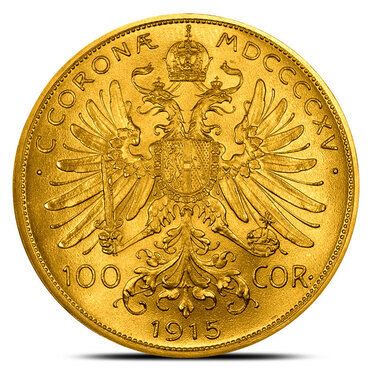 ~1 Direct Fit 37mm Coin Capsule For Austrian 100 Corona Gold