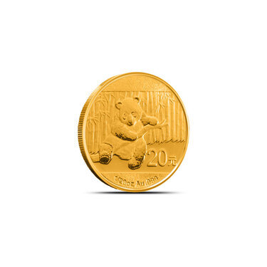 #4 CHINA 1//20  OZ pkg of 5 GOLD COIN  CAPSULES  14mm