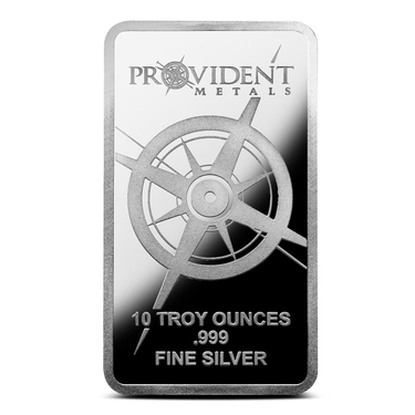 One OZ OPM Metals 1 Troy oz .999 Fine Silver Bar USA Bouillon Investment Grade