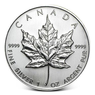 2013 1 oz Silver Canada Wildlife Pronghorn Antelope Maple Leaf Bullion Coin UNC