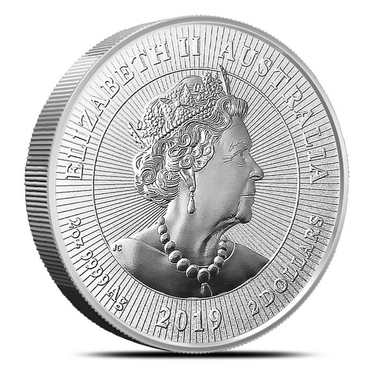 2018 P Australia Silver 2 oz Next Generation Series Koala $2 FIVE 5 BU Coins
