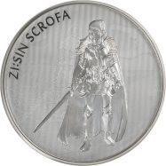 Terminator Genisys Guardian 1 oz 999 Fine Silver Proof Round with Box /& COA.